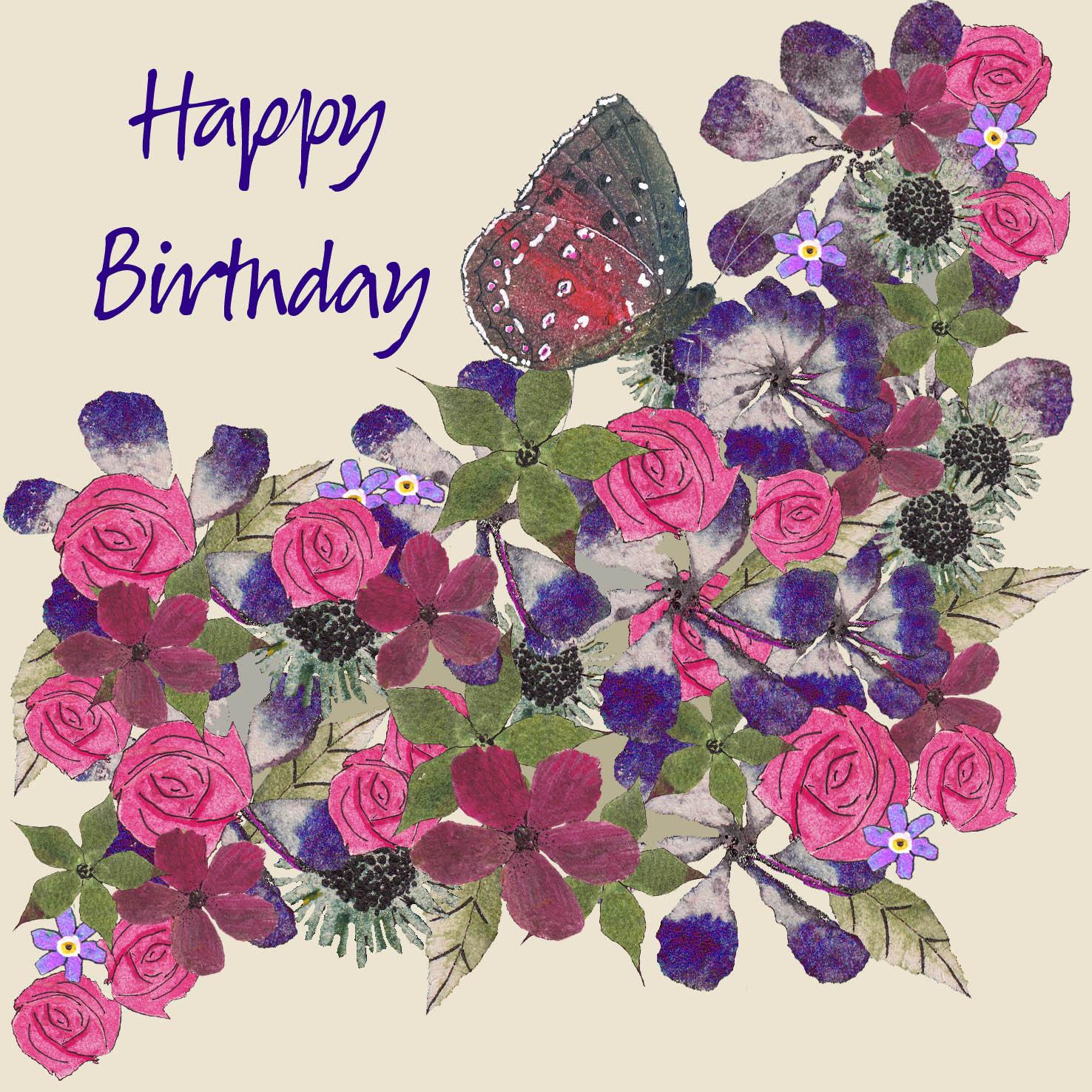 15059 Birthday Bouquet - Tatty Co
