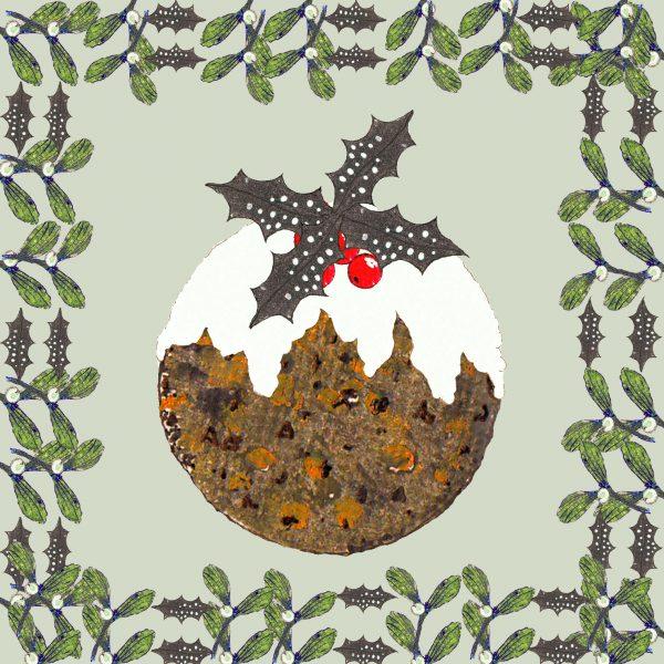 1420 Christmas Pudding