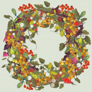 1424 Very BerryWreath