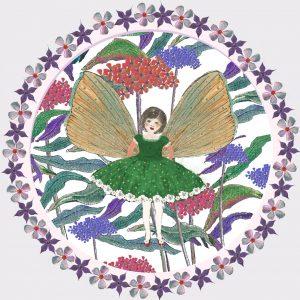17003 Fairy Green