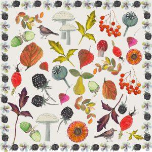 17030 Mellow Fruitfullness