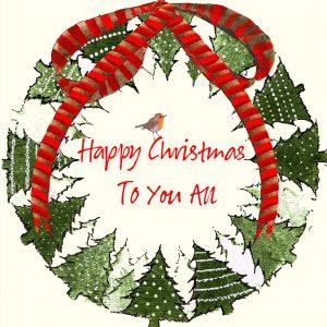 1435 Christmas Tree Bauble