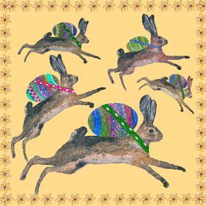 17051 Easter Bunnies 1