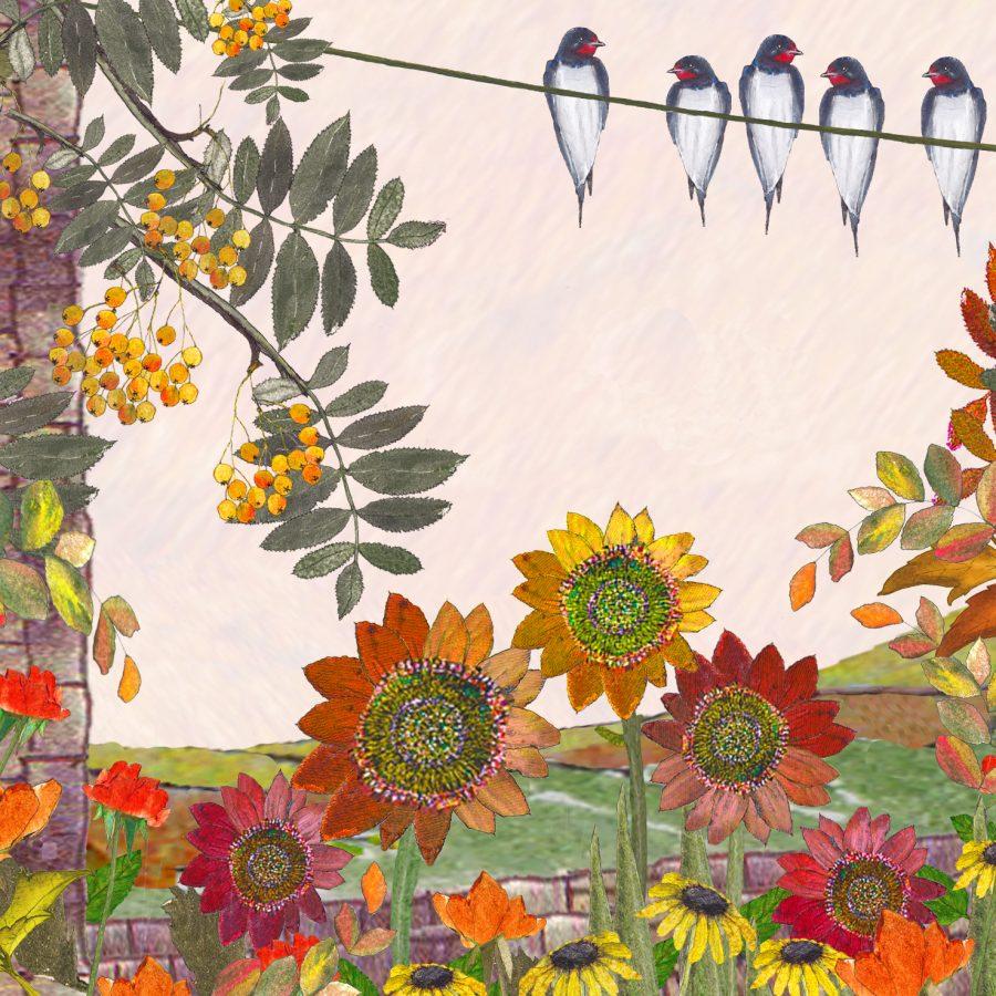 2032 Autumn Garden