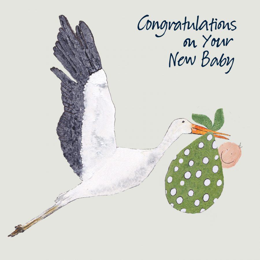2035 Baby Congratulations